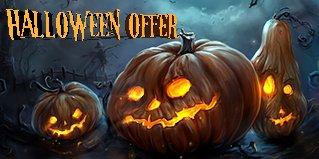 Встречаем Halloween вместе!