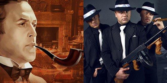 Новый сценарий Мафия и Шерлок Холмс 19 века!